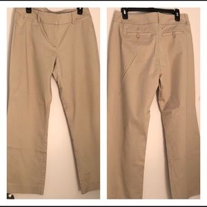 New York and Company midrise, wife flare pants